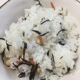 豆ヒジキご飯