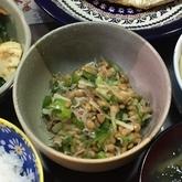 エノキ納豆