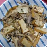 豚肉のオイスター炒め煮