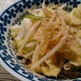 野菜炒め・ゴマ風味
