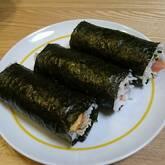 色々手巻き寿司