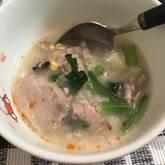 鶏スープ飯