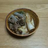ご飯がすすむ!牛肉のすき焼き風煮物