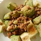 アボカドゴマ納豆