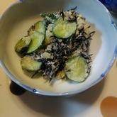 ヒジキ入りポテトサラダ