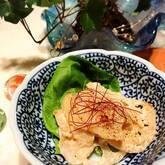 レンコンの明太マヨ炒め