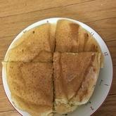 豆腐パンケーキ