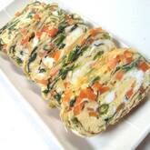 カラフル卵焼き