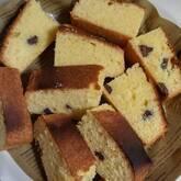 しっとり!栗のシンプルパウンドケーキ
