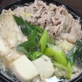 豆乳豆腐鍋