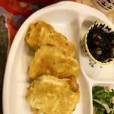 豆腐のピカタ