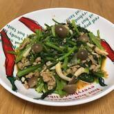 小松菜マーボー