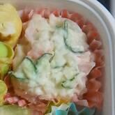 ハム入りポテトサラダ