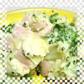 ブロッコリーとジャガイモのサラダ