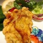 カキの天ぷら