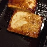 豆腐のステーキ・カレー風味