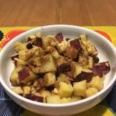 サツマイモのスイートサラダ