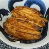 イワシ蒲焼丼