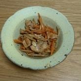 モヤシの炒め物