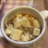 取り分け麻婆豆腐