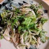 新玉ネギのサラダ