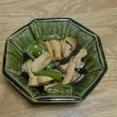 エリンギの炒め物
