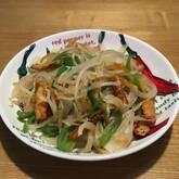 イカ天入り野菜炒め