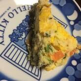 豆腐のキッシュ