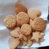 さくさくサブレ風クッキー