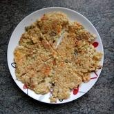 カリカリライスピザ
