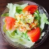 サーモンのポテトサラダ