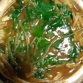 カレーポーク鍋