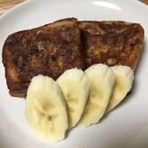 しみチョコフレンチトースト