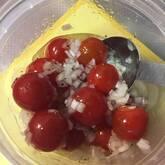 プチトマトの中華マリネ