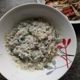 鶏鍋リゾット
