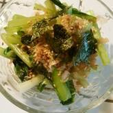 小松菜のお浸し