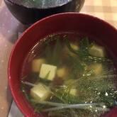 豆腐とナメコの中華スープ