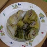 白菜の豚バラロール