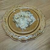 サバの香草パン粉焼き