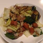 さっぱり野菜炒め