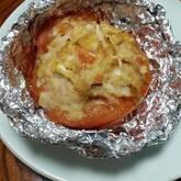 丸ごとトマト焼き