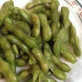 枝豆の素揚げ