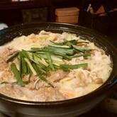 豆乳ゴマみそ鍋