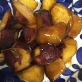 サツマイモのデザート
