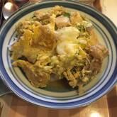 卵ふんわり親子丼
