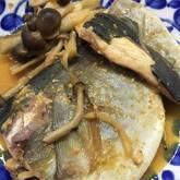 青魚のピリ辛みそ煮