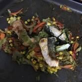 鮭のチャンチャン焼き