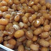 揚げ大豆の甘煮