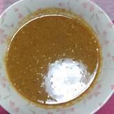 かんたん水炊き+ピリ辛ゴマダレ