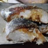 魚のみそマヨ焼き